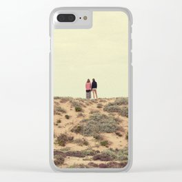 friends Clear iPhone Case