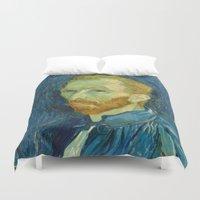 van Duvet Covers featuring Van Gogh by Palazzo Art Gallery