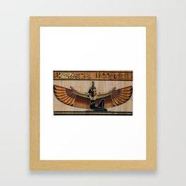 Maat Framed Art Print