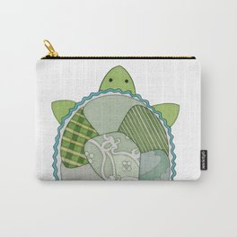 Key Lime Turtle Carry-All Pouch