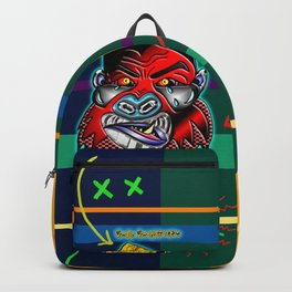 The Angry Art Collector Backpack