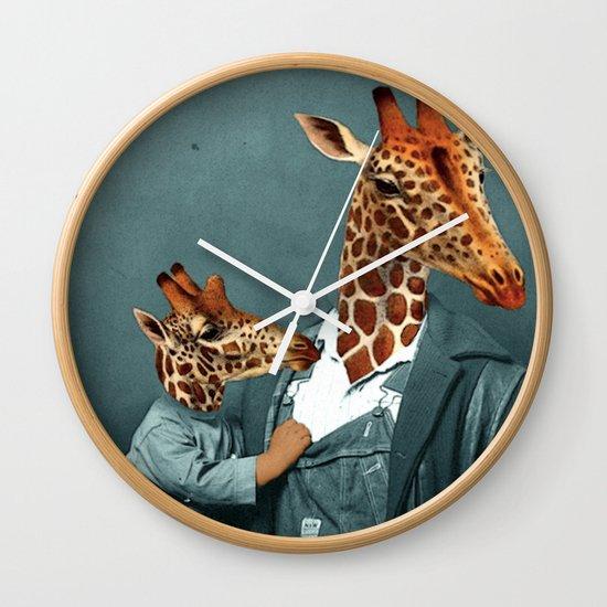 THAT'S MY BOY Wall Clock
