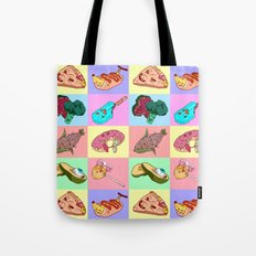 Sick Food Tote Bag