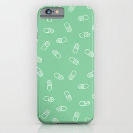 GreenPills iPhone Case