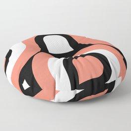 Retro Graphics N1 Floor Pillow