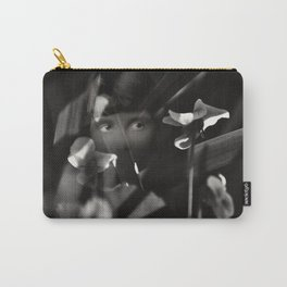 Shrinking Violet Carry-All Pouch