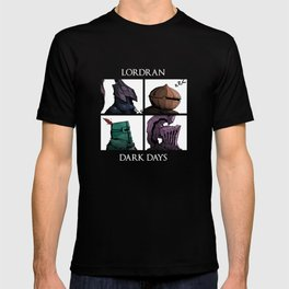 Lordran Dark Days T-shirt