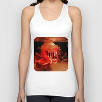 dancer Tank Tops featuring Dancer  by Ethna Gillespie