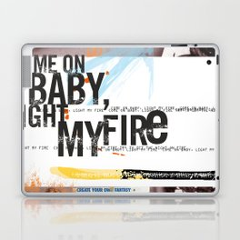 Light My Fire Laptop & iPad Skin
