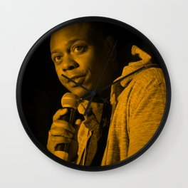Dave Chappelle Wall Clock