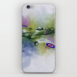 Spitfire iPhone Skin