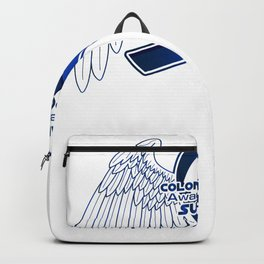 Colon Cancer Support Gifts Backpack