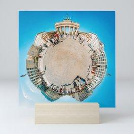 Little Planet Berlin #3 Mini Art Print