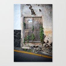 Passage secret Canvas Print