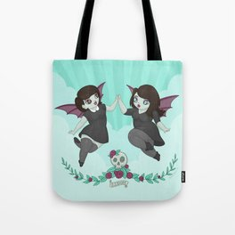 My Favorite Murder: Sweet Baby Angels Tote Bag