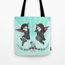 My Favorite Murder: Sweet Baby Angels Tote Bag