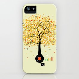 Sounds of Nature iPhone Case