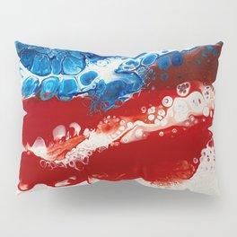 Patriotic Acrylic Pillow Sham