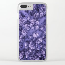 Norway Clear iPhone Case