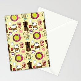 I Like Coffee II Stationery Cards