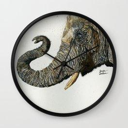 Elephant Cyril Wall Clock