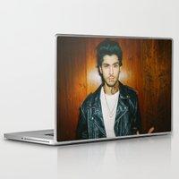 zayn malik Laptop & iPad Skins featuring Zayn Malik Punk Edit by Vinny's Edits