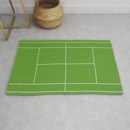 Tennis Court Rug
