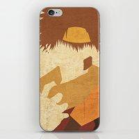 goku iPhone & iPod Skins featuring Goku by JHTY