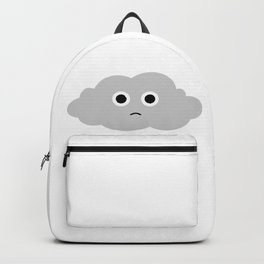 Sad Cloud Backpack