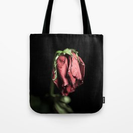 Tears for the dying Tote Bag