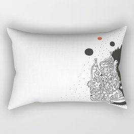 Night II Rectangular Pillow
