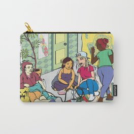 Women of America in their Apartment Carry-All Pouch
