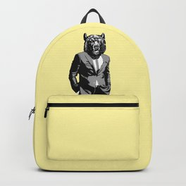 Bear Suit Backpack