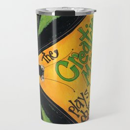 Butterfly  ( The Creative Mind) Travel Mug