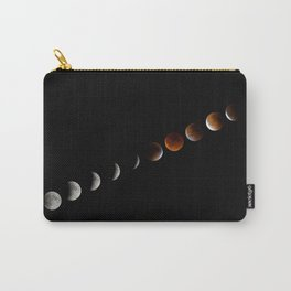 Moon Stages Carry-All Pouch