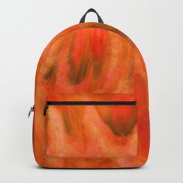 Fairy Fire Abstract Backpack