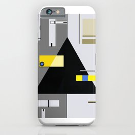 Geo Peace iPhone Case