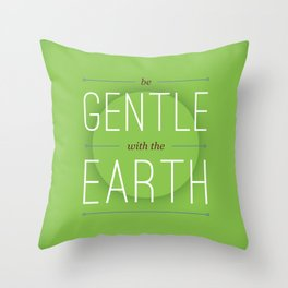 Rules for Living #15 Throw Pillow