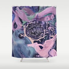 Enchanted Menagerie Shower Curtain