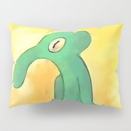 High Res Bold and Brash Repaint Painting Pillow Sham