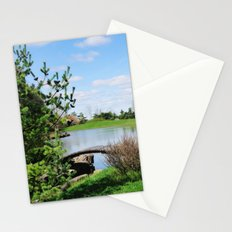 crossing over... Stationery Cards