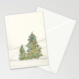 winterlong Stationery Cards
