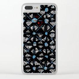 Wind 11 Clear iPhone Case