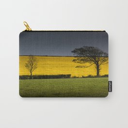 Rapeseed field Carry-All Pouch