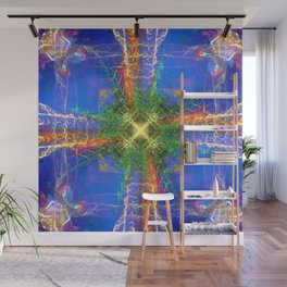Fission Wall Mural