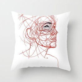 What You Do Not Know Throw Pillow