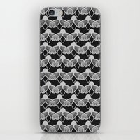 fireflies iPhone & iPod Skins featuring Fireflies by Georgiana Paraschiv