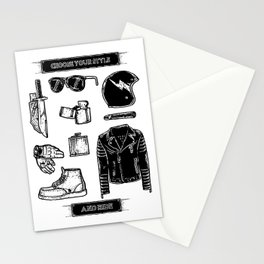 Choose your style Stationery Cards