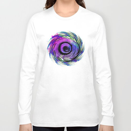 MAGADHA Mandala Long Sleeve T-shirt