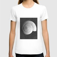 shell T-shirts featuring Shell by Studio Art Prints